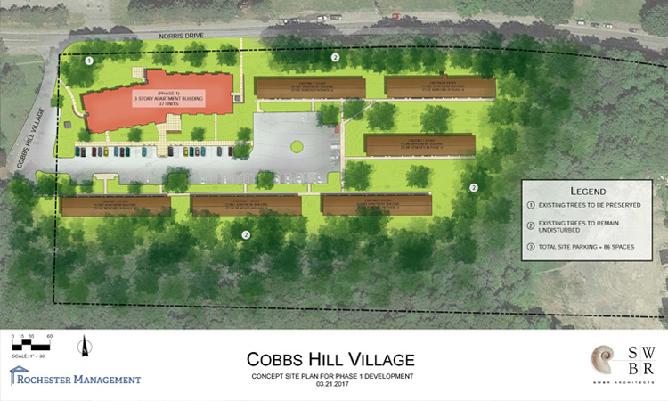 Cobbs Hill Phase 1